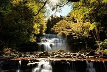 Waterfalls / Cascades / Watervallen / Great and impressive waterfalls / waterval cascade