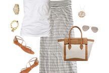 Maxi skirt& dress