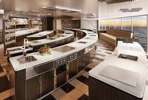 culinary arts interior design