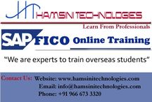 SAP FICO Online Training in Hyderabad / Hamsini Technologies was started to provide genuine Online & classroom Trainings on all latest technologies from Hyderabad, India. We proud to say that we are specialists to teach SAP FICO and all SAP Modules with job oriented techniques. Our all training classes will take up by 13+ years real time industry experts with live examples. Email: info@hamsinitechnologies.com, Phone: +91 9666733320.