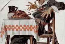 J.C. Leyendecker art