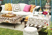 Porches & Gardens