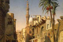 Orientalist Painting