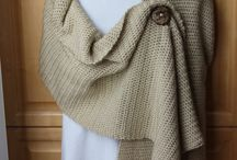 Sjaal en omslagdoek