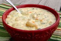 Soup's on / Warm my tummy / by Teresa Solwold