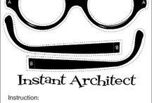 Harry szemüveg
