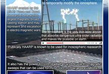 HAARP - Gakona & Fairbanks Alaska - High frequency  Active Auroral Research Programs agency