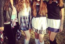 That's So 90s! / Outfit ideas for the Clueless/90s Party! / by Ayabonga Ngoma
