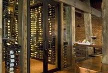 Wine Cellar / by Tifani Moot