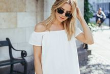 ThatLaidBackChic | Little White Dress / Look immaculately chic in these white ensembles