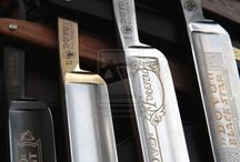 It's a Man's shaving world / Classical Men Shaving, Straight and safety razors