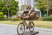 Sculptures, Installations