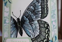 Cards - SU Swallowtail