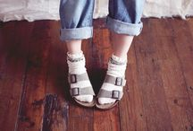 'Stocks with Socks / Styling Birkenstocks, with or without socks.