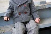 Clothes for the little boy / by Brierley & Clover
