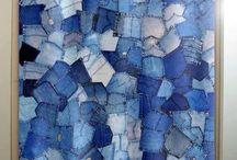 tapiserii piele