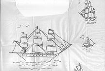 Embroidery - Nautical / Embroidery
