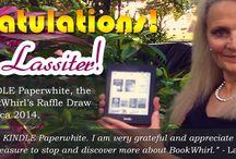Congratulations! / Congratulations to our raffle grand prize winner Laura Lassiter