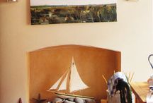 Can't use your fireplace? Get Creative With These Ideas  / by TimesUnion Magazines