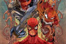 Spider-Man Comic Book Art / Amazing Spidey art