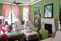 Living Rooms / by Beth Gariepy Zumwalt