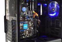 Custom PCs / ☆☆We Build custom PCs for everything and every1☆☆☆ / by Doug