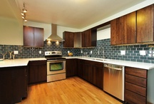 Cabinetry / Semi-custom and custom cabinets for your kitchen, bathroom, laundry room, utility room, garage, etc.