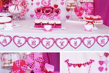 Valentine's Ideas / by Watkins Famly