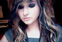 hairstyles / by Megan Carlson