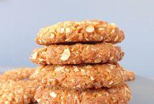 Biscuit flocons d'avoine