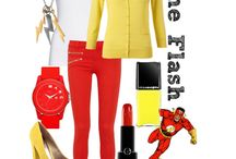Вещи The Flash