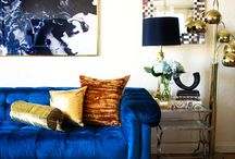 D Factor / A personal focus on attractive design,vibrant colors and beautiful spaces to live in.