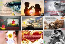 Lusi Aforisma / Aforismi accompagnati da simpatiche immagini ad essi legate.