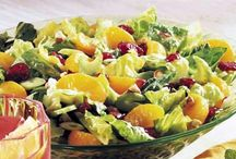 Salads / by Leona Dykes