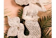 Mermaids / A collection of gorgeous mermaid themed decor