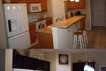 Kitchen Makeover! / by Dana Leidholm