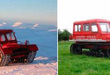 Snow Mobiles