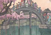 浮世絵 / 川瀬巴水を集める