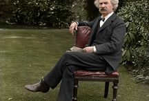 Mark Twain / Images & quotes from the English writer, Thomas Hardy. thelongvictorian..com