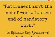 Retirement + Financial Independence