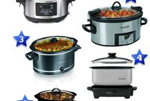 Best Slow Cookers / A collection of the best slow cookers or crock pots. This is a board created by Relevant Rankings (relevantrankings.com) where we review, rate and rank various products, services and topics.