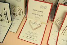 kartki 3D / kartki 3D jako kartki ślubne, zaproszenia na ślub i inne