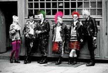 London Punks  / by David Reposar
