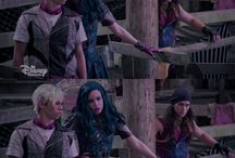 Descendants1&2