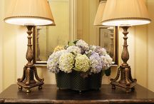 BrassTable Lamps