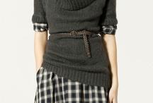 Knitting pullowers, tops, tanks