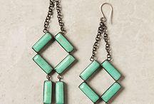Jewelry / by Sabrina Maurer