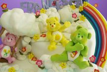 Care bears cakes