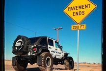 Just keep JEEPIN on / by Jennifer Saxby-Burkhart