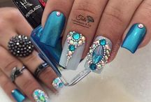 nail caviar designs